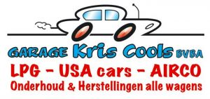 Logo Garage Kris Cools