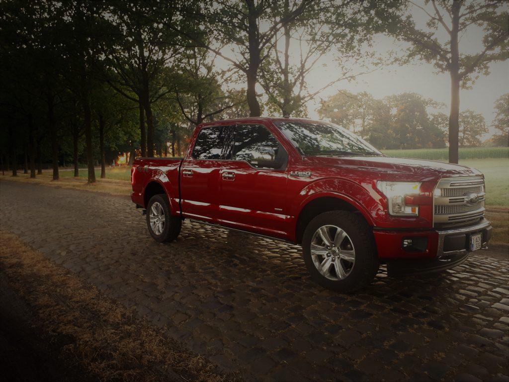 Ford F150 Lobo Platinum